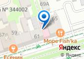 Радио Ростова на карте