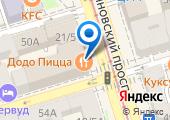 Ростовский оконный сервис на карте