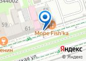 Радио Ростова, FM 101.6 на карте