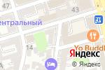 Схема проезда до компании Эстиком в Ростове-на-Дону