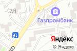 Схема проезда до компании Транспортная компания в Ростове-на-Дону