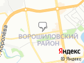 """Стоматологическая клиника """"Денталеа"""" на карте"""