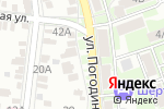 Схема проезда до компании КонсалтингДонСервис в Ростове-на-Дону