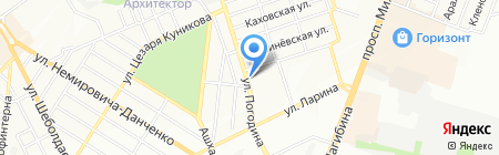 Империя продуктов на карте Ростова-на-Дону