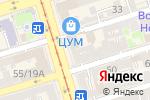 Схема проезда до компании Дело Мылодела в Ростове-на-Дону
