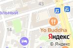 Схема проезда до компании Japan Made в Ростове-на-Дону