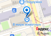 Знание на карте