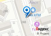 Кадастровый инженер Гребенщиков К.Ю. на карте