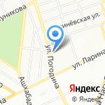 Лом161 на карте Ростова-на-Дону