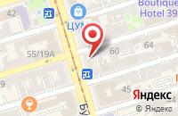 Схема проезда до компании Дон - Пресс в Ростове-На-Дону
