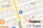 Схема проезда до компании Вольта в Ростове-на-Дону