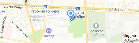 МедиаМед на карте Ростова-на-Дону