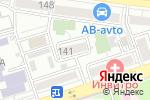 Схема проезда до компании Магазин пряжи и товаров для рукоделия в Ростове-на-Дону