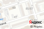 Схема проезда до компании Арабика в Ростове-на-Дону