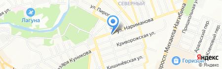 Ассамблея на карте Ростова-на-Дону