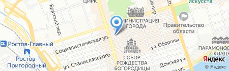 ProfiMobile на карте Ростова-на-Дону