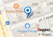 Квартирный Дворъ на карте