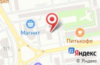 Схема проезда до компании Вам Букет в Ростове-на-Дону