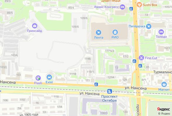ЖК Площадь Ленина