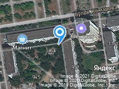 2к квартира, СЖМ, бульвар Комарова