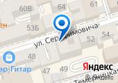 Я ЗДОРОВ! на карте