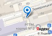 Управление пенсионного фонда РФ в Южном федеральном округе на карте