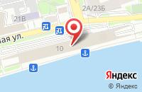 Схема проезда до компании Полимер в Ростове-На-Дону