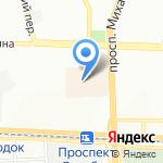 Банкомат на карте Ростова-на-Дону