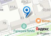 NNN на карте