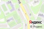 Схема проезда до компании Магазин на ул. Погодина в Ростове-на-Дону