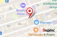 Схема проезда до компании Научно-Производственное Предприятие  в Ростове-На-Дону