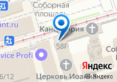 Ростовская-на-Дону Епархия Русской Православной Церкви на карте