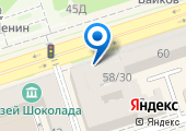 Булочная В. Шевченко на карте