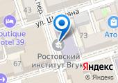 Всероссийский государственный университет юстиции на карте
