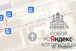 Схема проезда до компании Православный Мир в Ростове-на-Дону