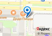 Новая деревня на карте