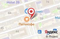Схема проезда до компании Дороже Денег Рнд в Ростове-На-Дону