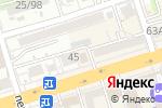 Схема проезда до компании Сибирское здоровье в Ростове-на-Дону