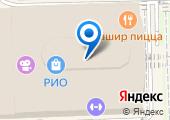 АртЗолото на карте
