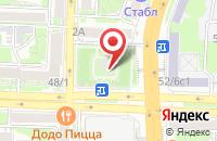 Схема проезда до компании Нэм в Ростове-На-Дону
