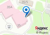 Центральный клинический санаторий им. Ф.Э. Дзержинского на карте