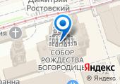 Епархиальное управление на карте