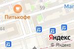 Схема проезда до компании Рукоделие в Ростове-на-Дону