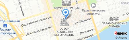 Ювм-металл на карте Ростова-на-Дону