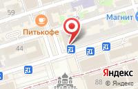 Схема проезда до компании Гранд в Ростове-На-Дону