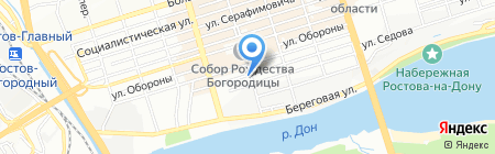 Айтек на карте Ростова-на-Дону