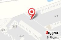 Схема проезда до компании МСМ-Групп в Нижнетемерницком