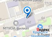 Московский технический университет связи и информатики на карте