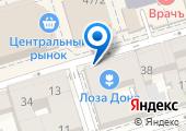 Ростовспецинструмент на карте