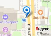 Табачный магазин на карте